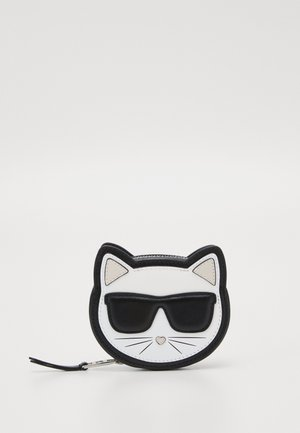 IKONIK CHOUPETTE COIN PURSE - Portefeuille - black