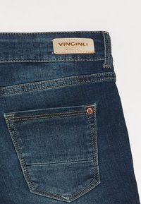 Vingino - DAMARA - Denim shorts - dark used - 2