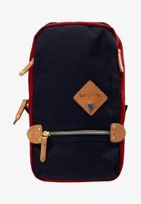 Harvest Label - MINI MULTI - Across body bag - navy - 5