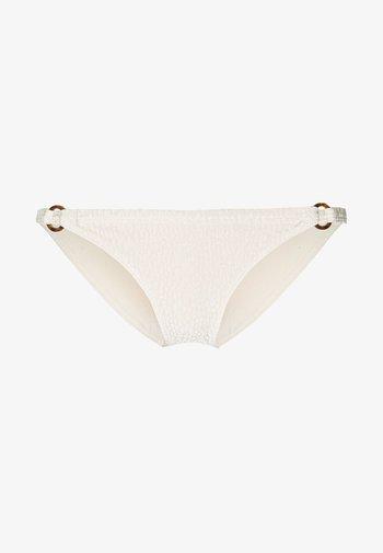 WILD ROSE - Bikini bottoms - off white