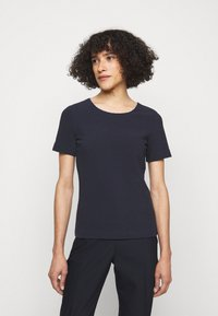 HUGO - HALERA - Trousers - open blue - 4