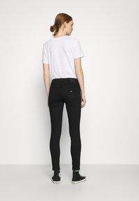 Tommy Jeans - NORA MR SKINNY - Jeans Skinny - denim - 2