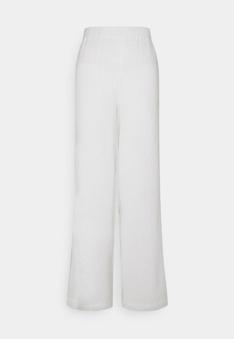 NA-KD - PANTS - Pantalones - offwhite