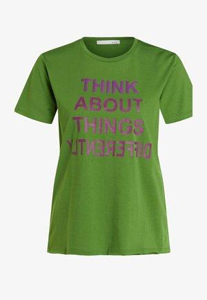 T-shirt basique - cactus