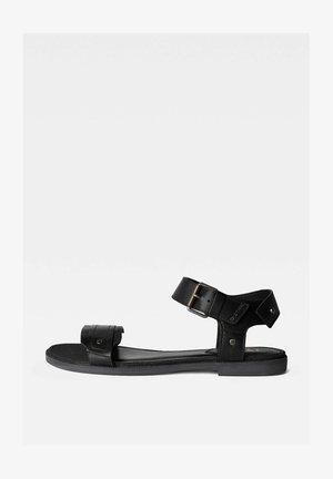 CORSET  - Sandals - black