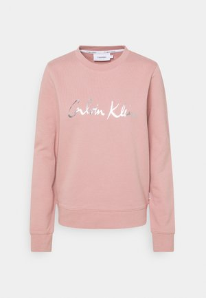 SIGNATURE - Sweatshirt - muted pink
