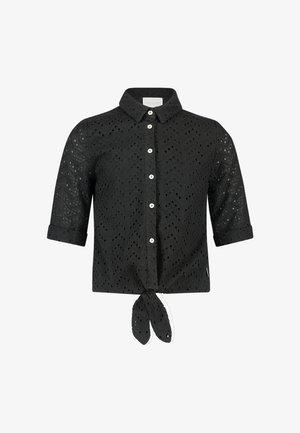 CYLI - Overhemdblouse - zwart