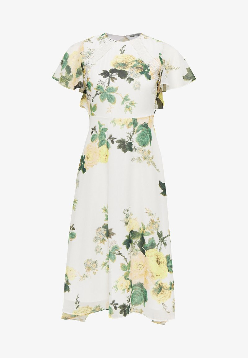 Hope & Ivy Petite - Cocktail dress / Party dress - white/yellow