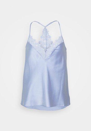 ROMARIN TOP - Pyjama top - bleu azur