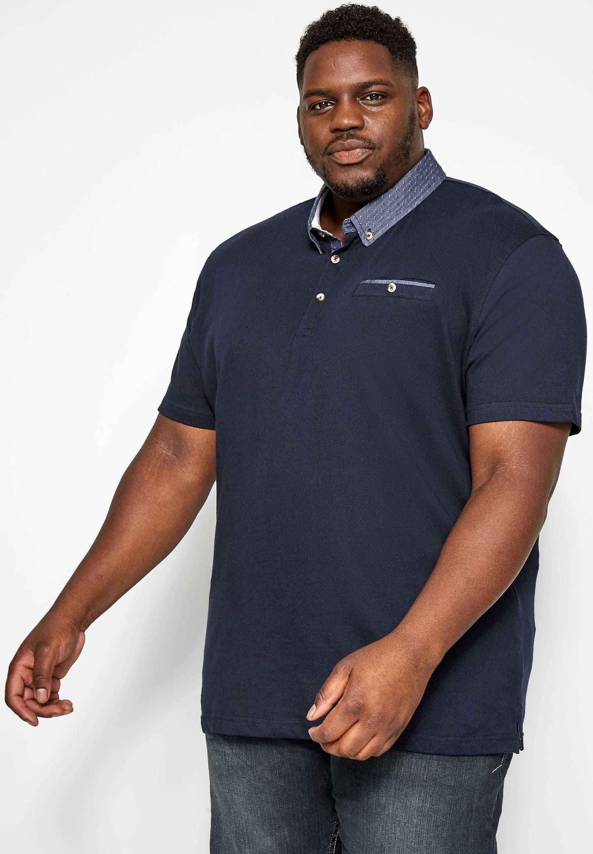 BadRhino Polo shirt - blue Mfawe