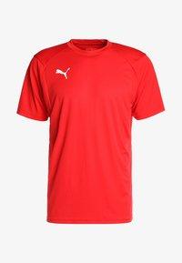 Puma - LIGA  - Sports shirt - red/white - 4