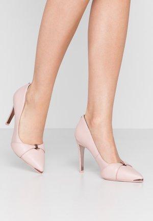 AXEALIL - High heels - nude pink