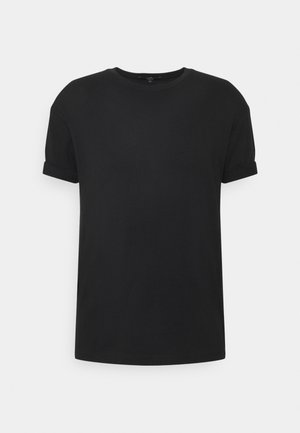 ZANDER - Basic T-shirt - black
