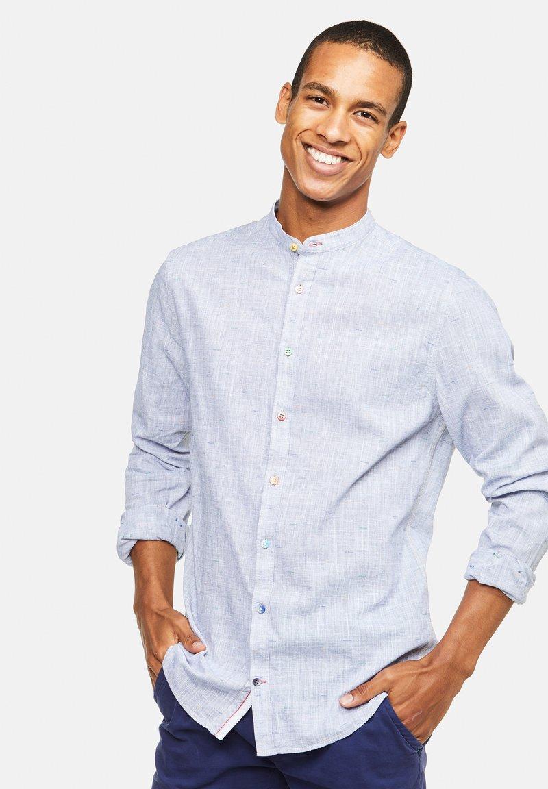 Colours & Sons - Shirt - dunkelblau