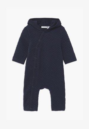 NBMNATIL BABY - Tuta jumpsuit - dark sapphire