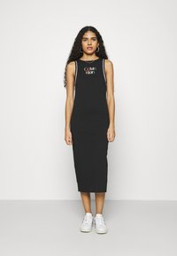 Calvin Klein - PRIDE DRESS - Jerseyjurk - black - 1