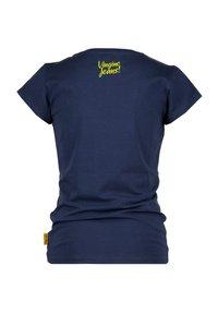 Vingino - HOLLI - Print T-shirt - dark blue - 1
