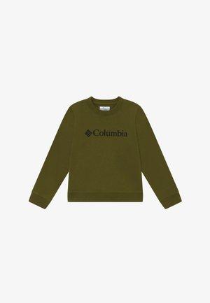 PARK CREW UNISEX - Sweatshirt - new olive