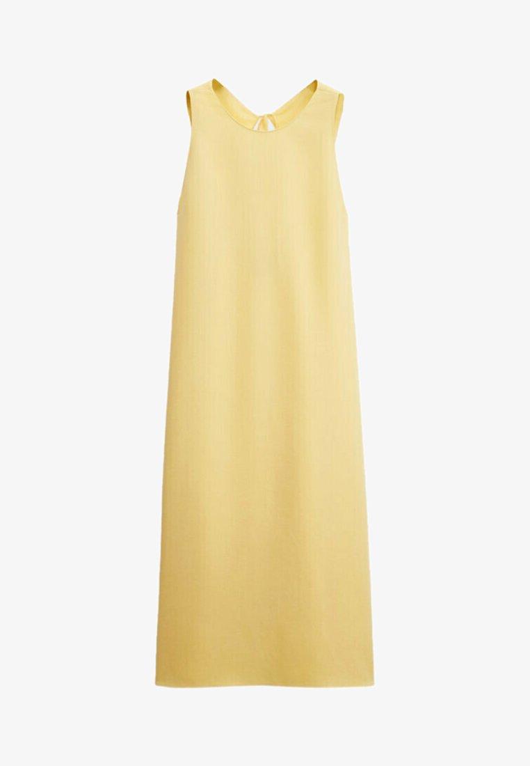 Massimo Dutti - Day dress - yellow