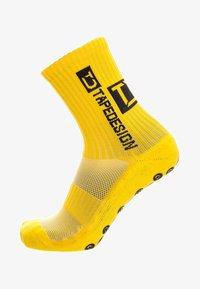 TapeDesign - ALLROUND CLASSIC SOCKEN - Calze sportive - yellow - 0