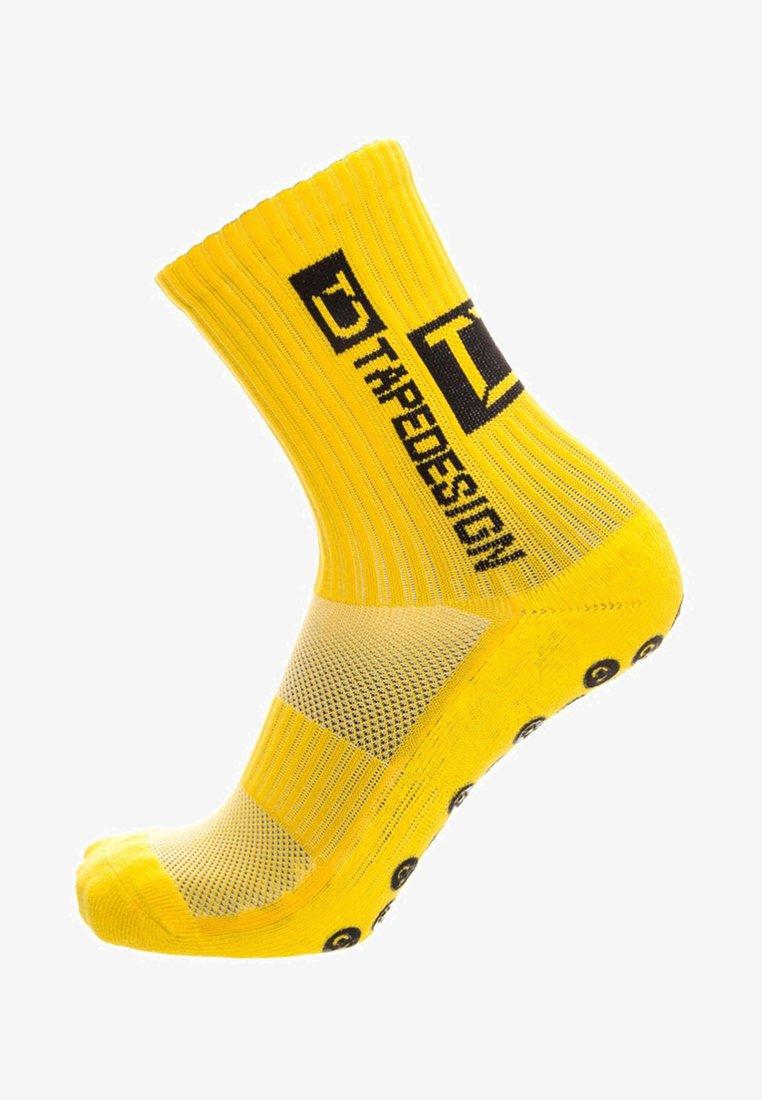 TapeDesign - ALLROUND CLASSIC SOCKEN - Calze sportive - yellow