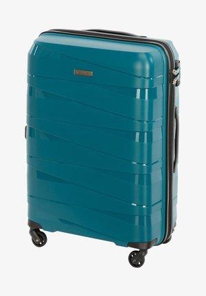 LUNAR - Wheeled suitcase - marineblau