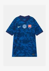 Nike Performance - SLOWAKEI UNISEX - Club wear - soar/midnight navy/white - 0