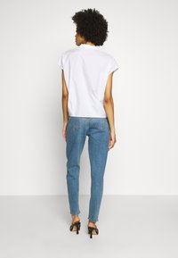 edc by Esprit - VINTAGE - Straight leg jeans - blue medium wash - 2