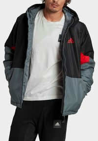 adidas Performance - BACK TO SPORT - Outdoor jacket - black - 7