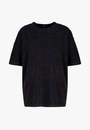 Basic T-shirt - vintage black