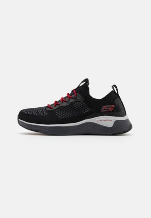 SOLAR FUSE CROZAR - Trainers - black/grey/red