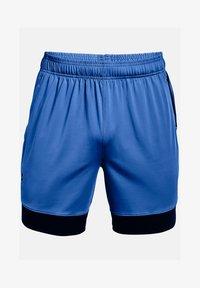 Under Armour - TRAIN - Sports shorts - blue circuit - 3