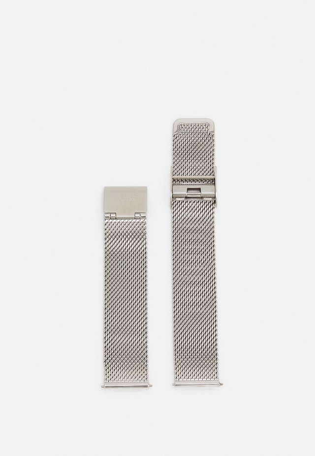STRAP - Watch accessory - silver-coloured