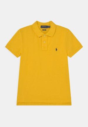 SLIM  - Koszulka polo - racing yellow