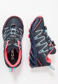 CMP - KIDS ALTAK SHOE 2.0 - Zapatillas de senderismo - navy/pink fluo/marina - 0