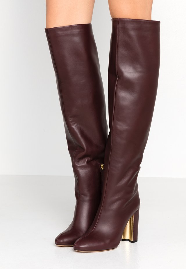 High heeled boots - pucci