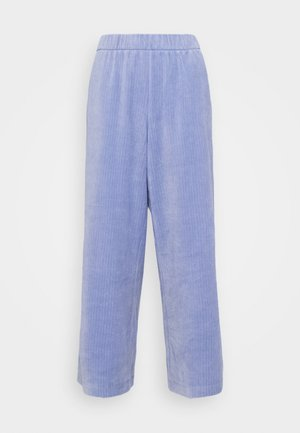 CORIE TROUSERS - Kalhoty - blue light