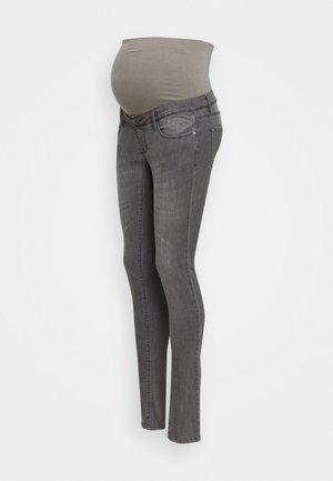 SKINNY AVI - Jeans Skinny Fit - aged grey
