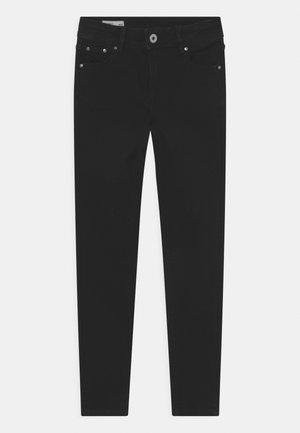 PIXLETTE HIGH - Jeans Skinny Fit - stay black