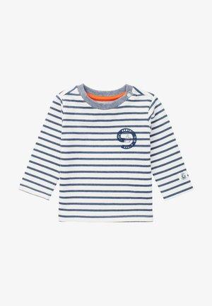THOLEN - Long sleeved top - ensign blue