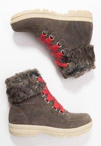 Aigle - TENERE LIGHT RETRO  - Snowboots  - grey - 3