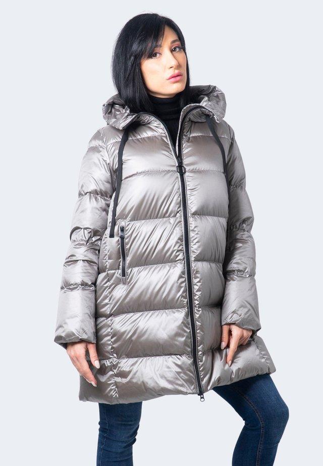 Cappotto invernale - silver