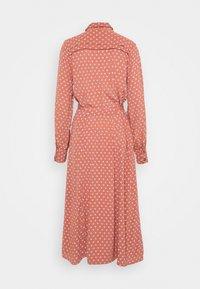 Noa Noa - SOFT MOSS - Shirt dress - red - 1