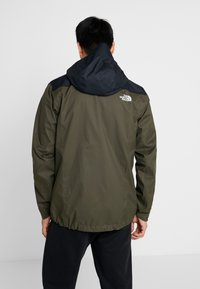 The North Face - QUEST ZIP IN JACKET - Kurtka hardshell - new taupe green/black - 2
