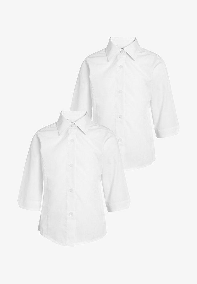 2 PACK - Skjorta - white