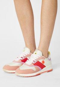 Scotch & Soda - VIVI - Sneakers laag - pink - 0