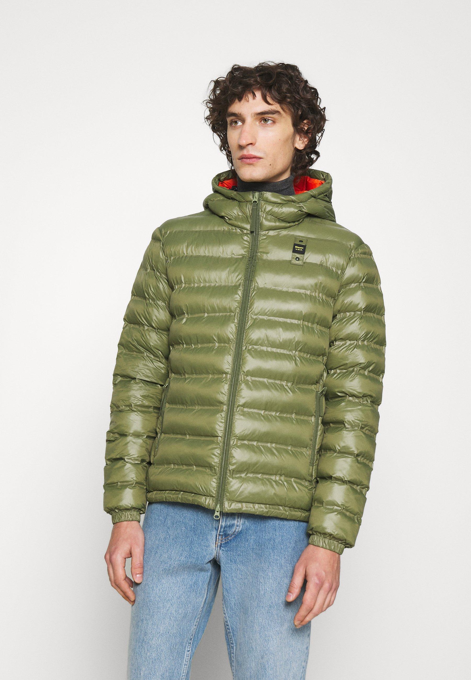 Men REPREVE HOOD - Light jacket
