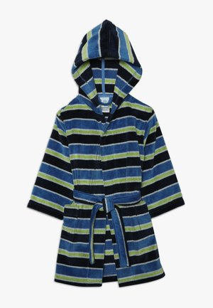BATHROBE - Dressing gown - river blue