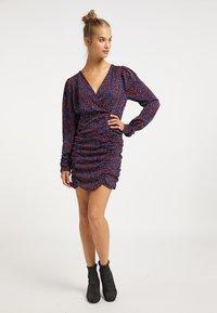 myMo - Day dress - lila - 1