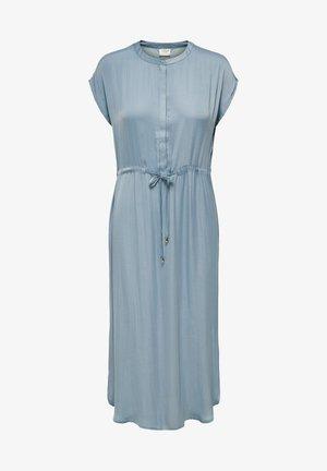 BLUSENKLEID LANGES - Day dress - faded denim